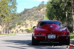 """1964 Corvette ZO6 """"Scarlett"""""""