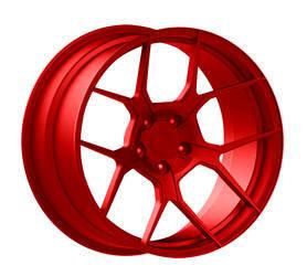 Quantum44 FS5 Electric Red