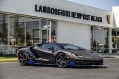 First Delivery of $1.9M Lamborghini Centenario