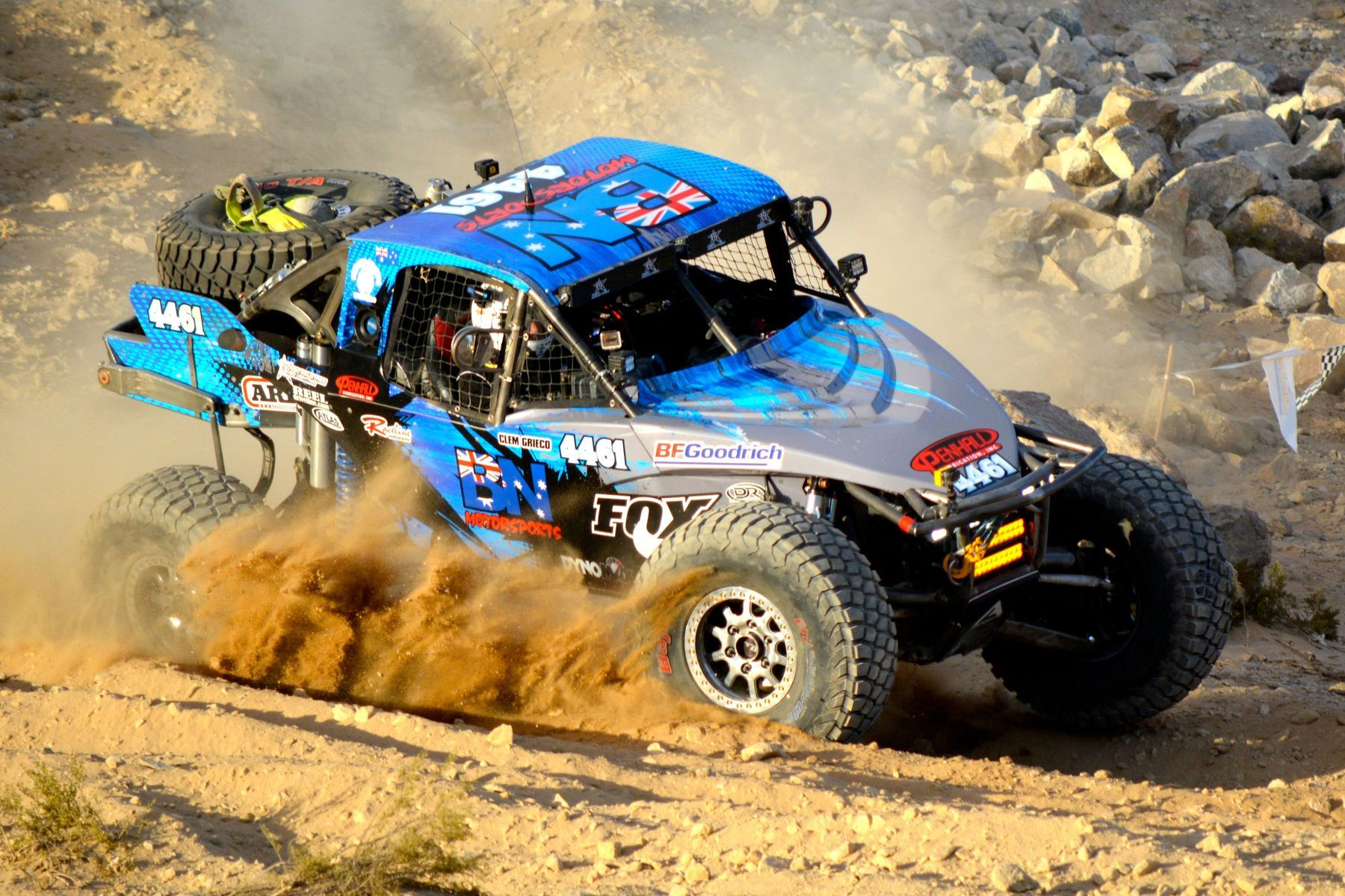 | 2016 Ultra4 - King of the Hammers