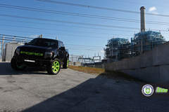 Ford Raptor on HRE TR46