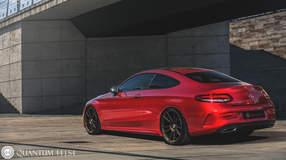 Quantum44 S4 - Mercedes C250 Coupe
