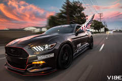 '15 EcoBoost Mustang on 20's - USA
