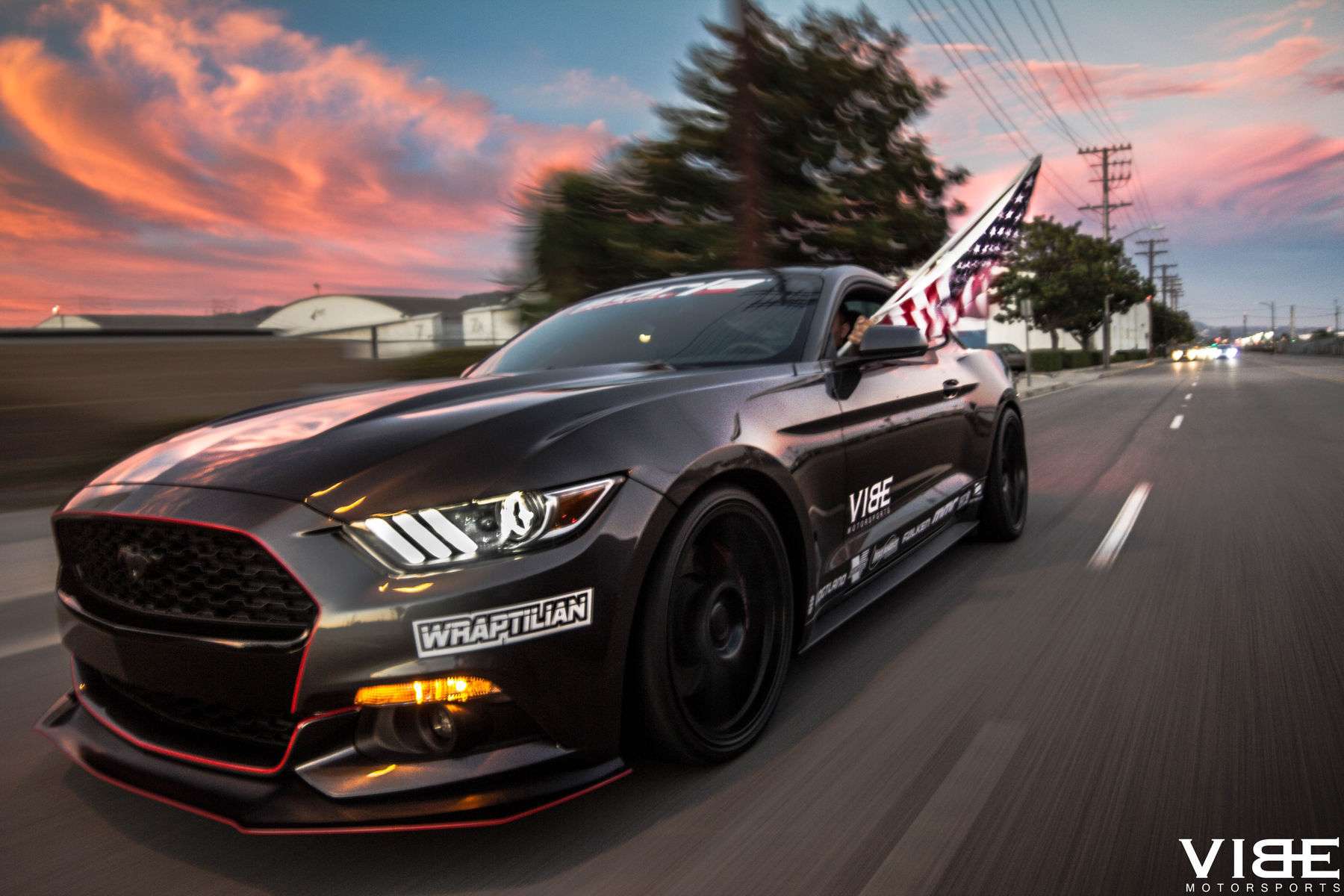 2015 Ford Mustang | '15 EcoBoost Mustang on 20's - USA