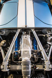 Le Mans Ford GT Engine