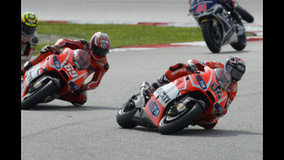 2013 MotoGP - Malaysia - Dovi