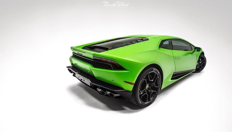 2015 Lamborghini Huracan | Lamborghini Huracan XPEL STEALTH Wrap