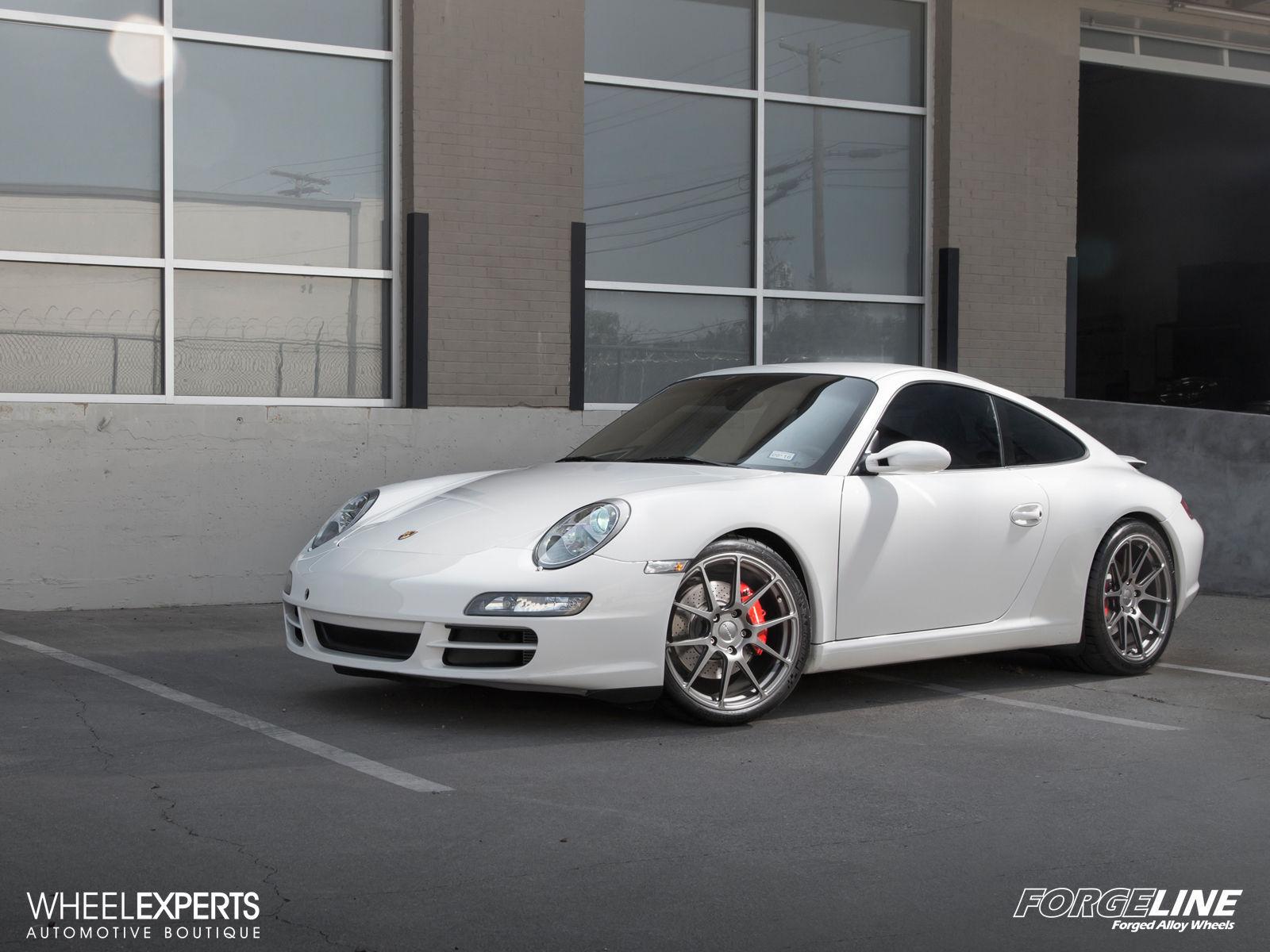 2006 Porsche 911 | Porsche 997 Carrera S on Forgeline One Piece Forged Monoblock GA1R Wheels