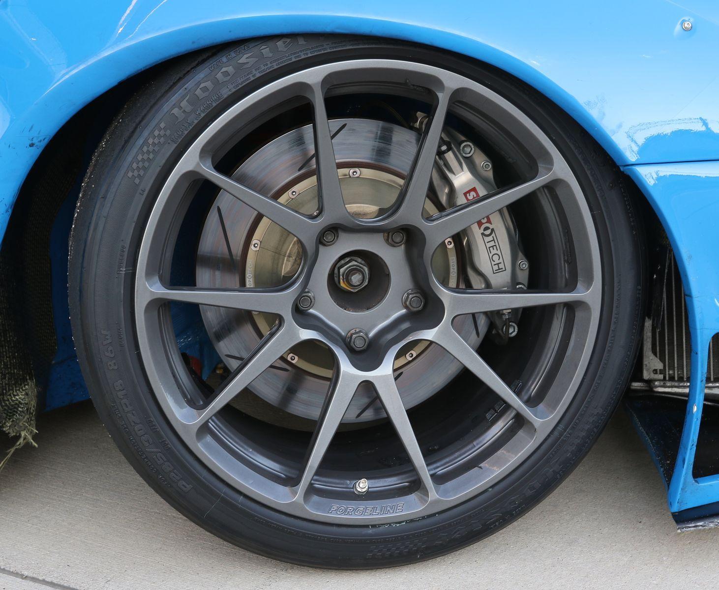 1995 Porsche 911 | 3.9L Porsche 993 GT2 RSR Widebody on Forgeline One Piece Forged Monoblock GS1R Wheels