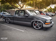 Bagged Chevrolet S10