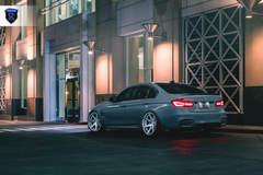 BMW M4 - Gray Rear