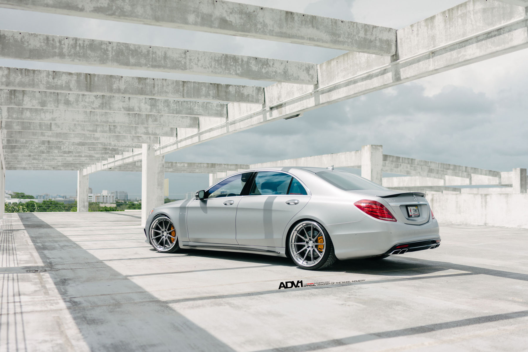 2015 Mercedes-Benz S-Class | Mercedes Benz S63 AMG Sedan
