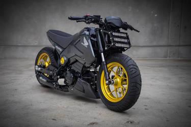 2015 Honda Grom | 2015 Honda Grom