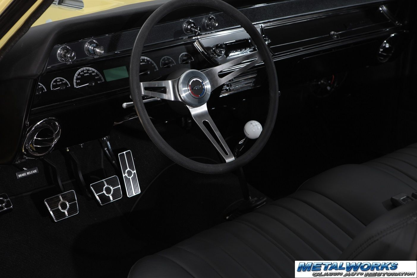 1966 Chevrolet Chevelle | MetalWorks 1966 Chevelle build