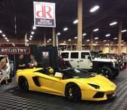 Barrett-Jackson Las Vegas 2014