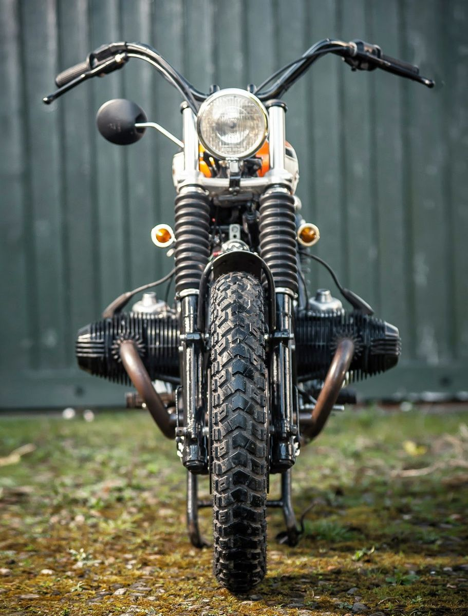 BMW R100T | Dust Motorcycles' Dales Tracker