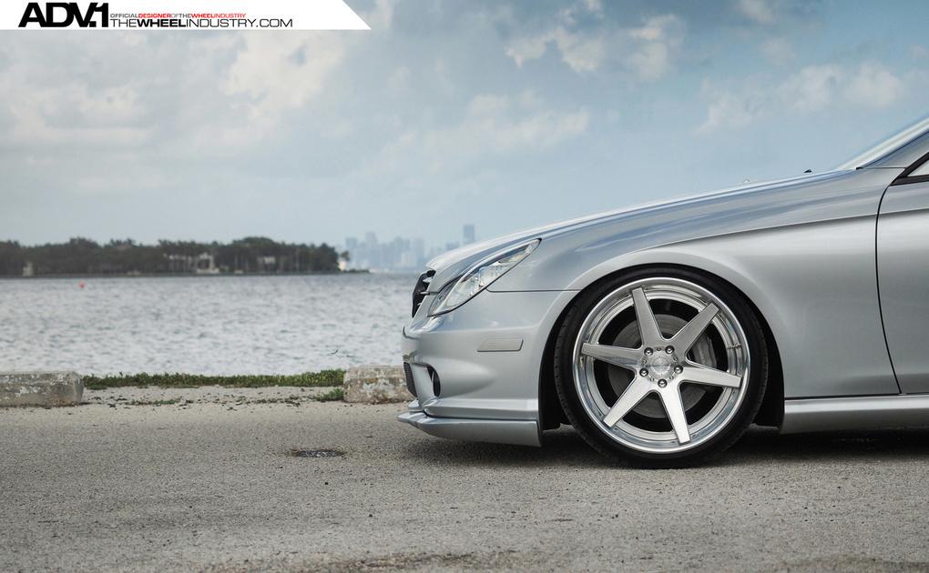 2013 Mercedes-Benz CLS-Class | '13 Mercedes-Benz CLS500 on ADV.1's