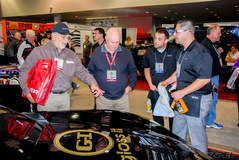 Shots of the XPEL Booth at SEMA 2015