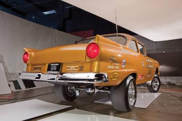 1957 Ford  | Galpin Gasser III Rear Three Quarters