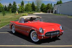 1954 Chevrolet Corvette - Profile