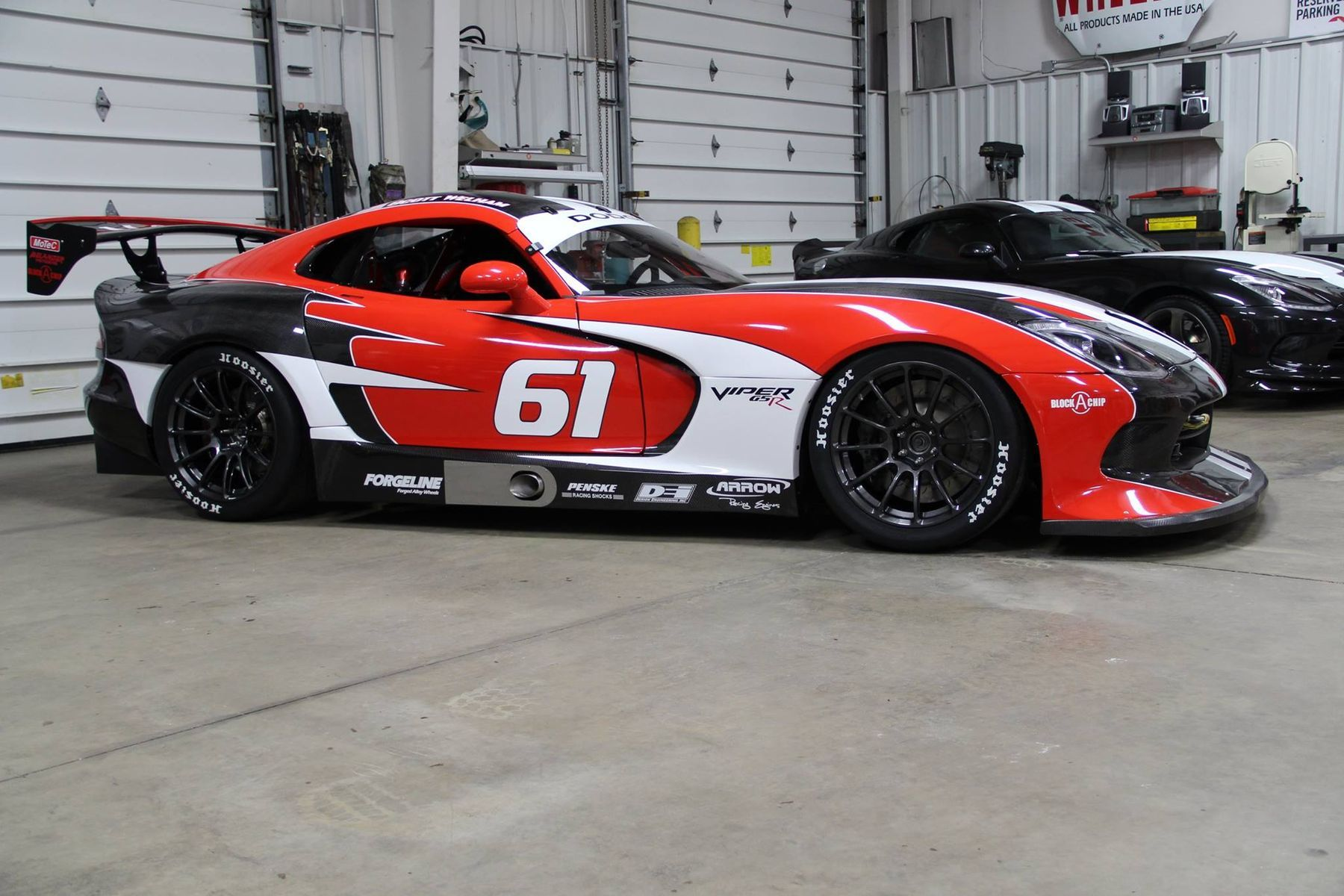 2014 Dodge Viper | McCann Racing G5R Dodge Viper