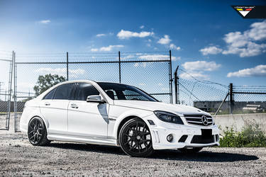 Mercedes C63 AMG SEDAN FACELIFT
