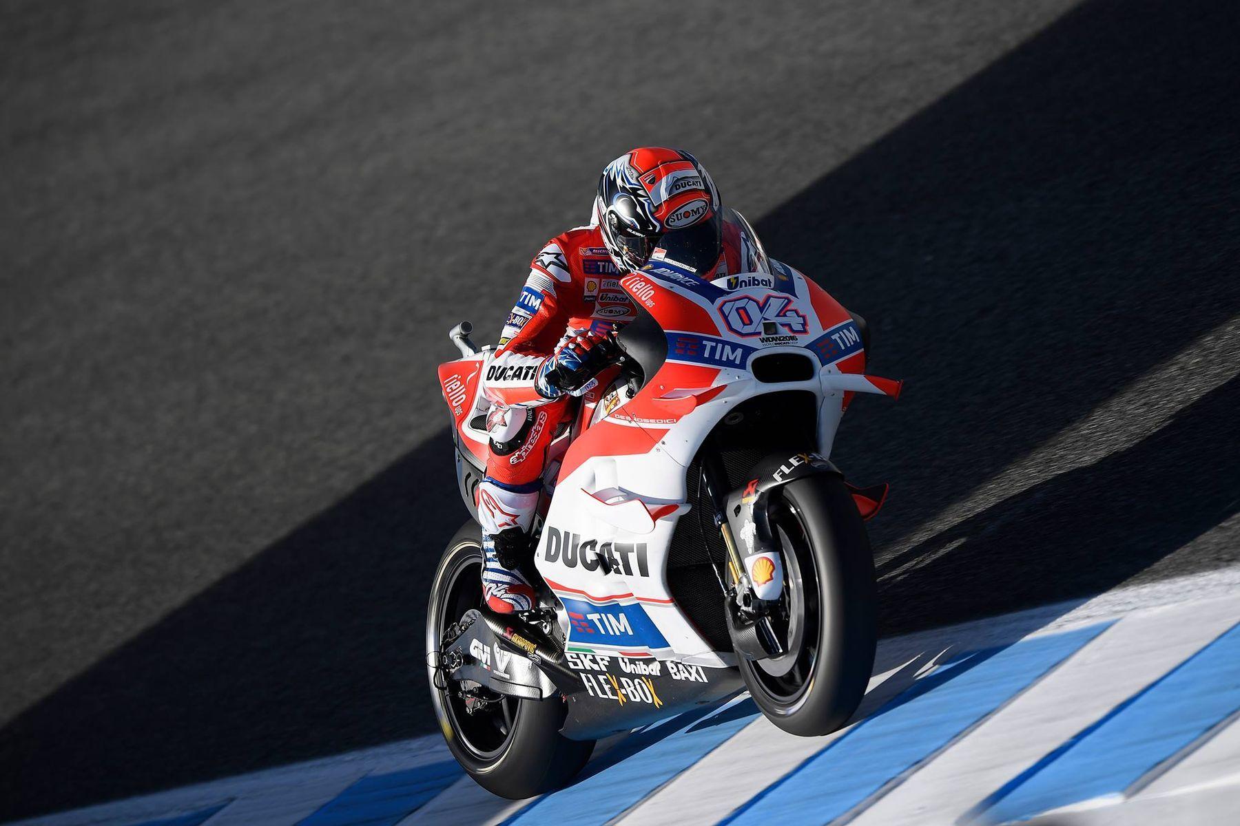 2016   | 2016 Ducati Moto GP Team