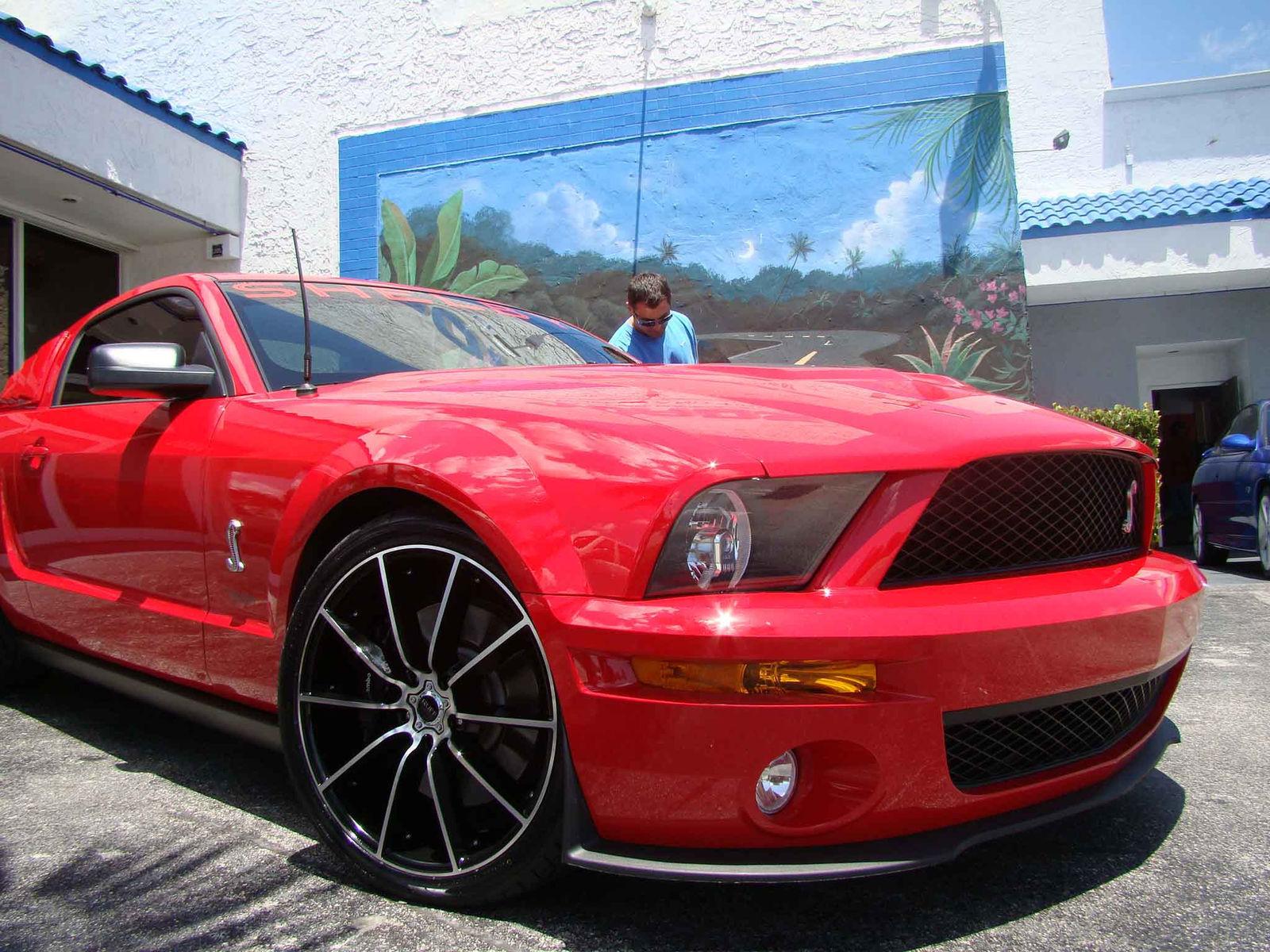 2010 Ford Mustang SVT Cobra | Ford Mustang Cobra