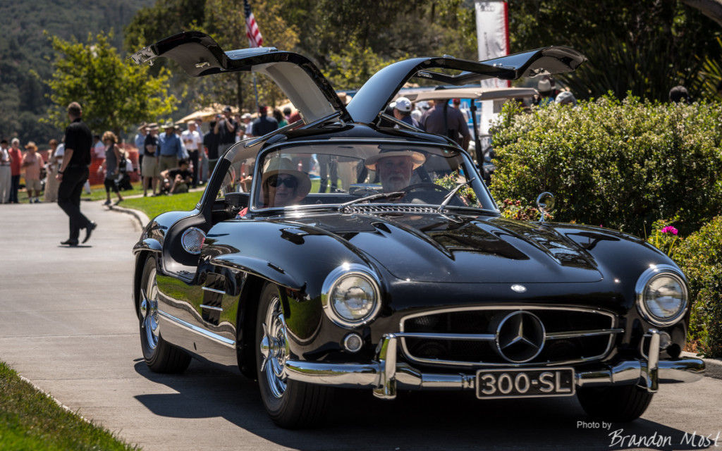 Mercedes-Benz SL-Class | Mercedes Gullwing