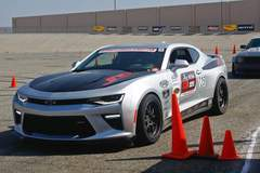 Jordan Priestley Wins NMCA West Hotchkis Autocross 2016 Season Championship in the JDP Motorsports 6th Gen Camaro SS on Forgeline GA3 Wheels