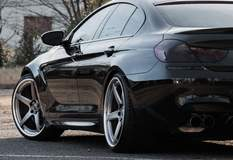 Alan's GMP Performance-Tuned BMW M6 on Forgeline CF3C-SL Wheels