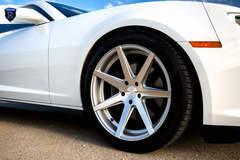 Chevy Camaro - Front Spokes
