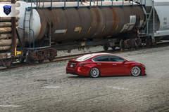 Custom Nissan Maxima - Passenger Views