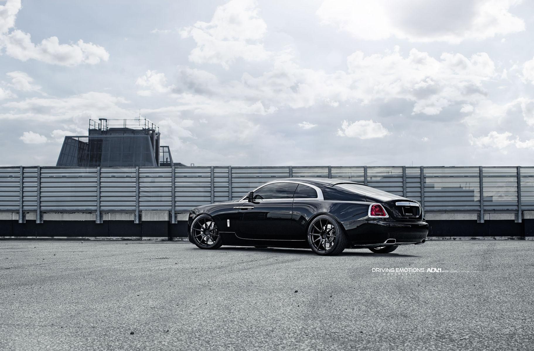 2015 Rolls-Royce Wraith | Rolls Royce Wraith