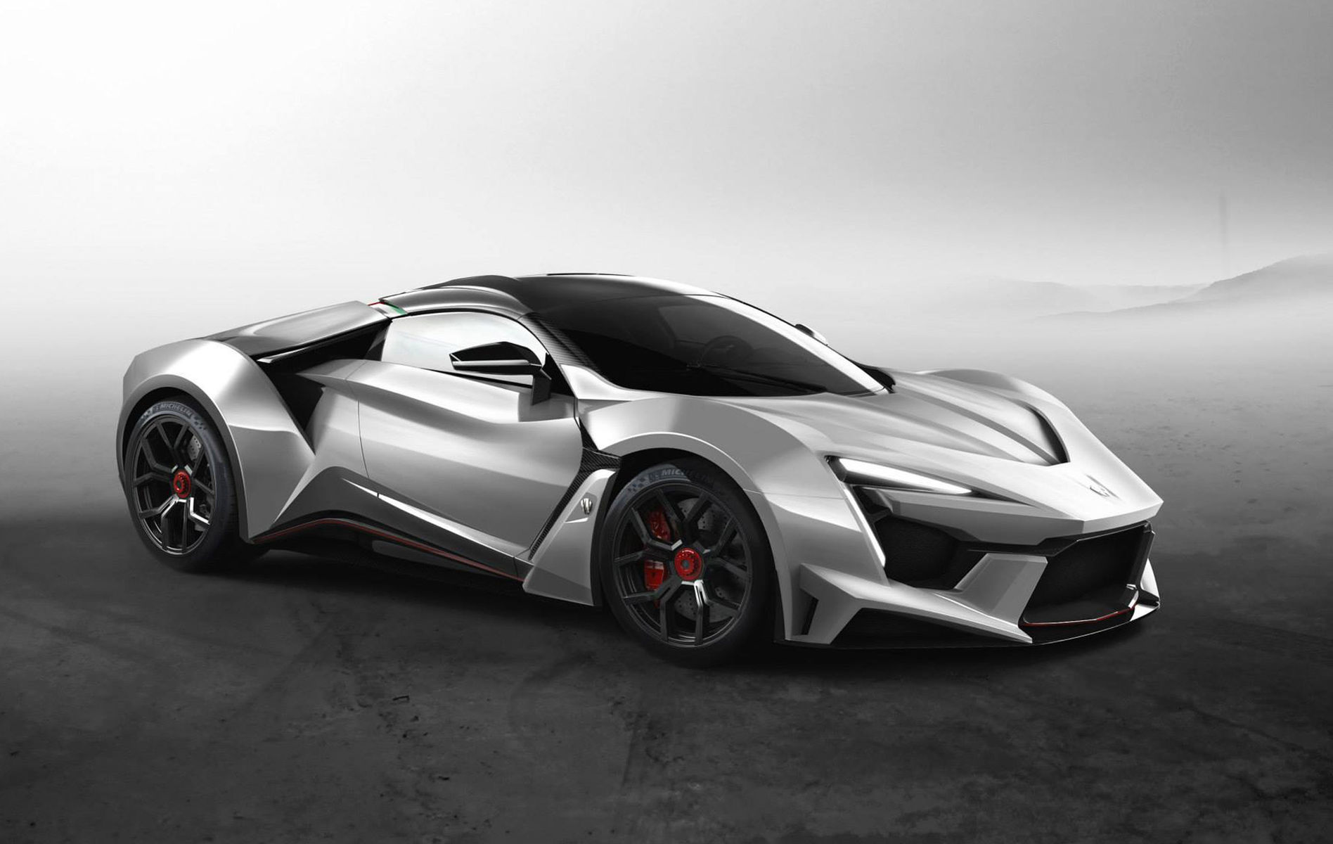 W Motors Fenyr >> W Motors Fenyr Supersport