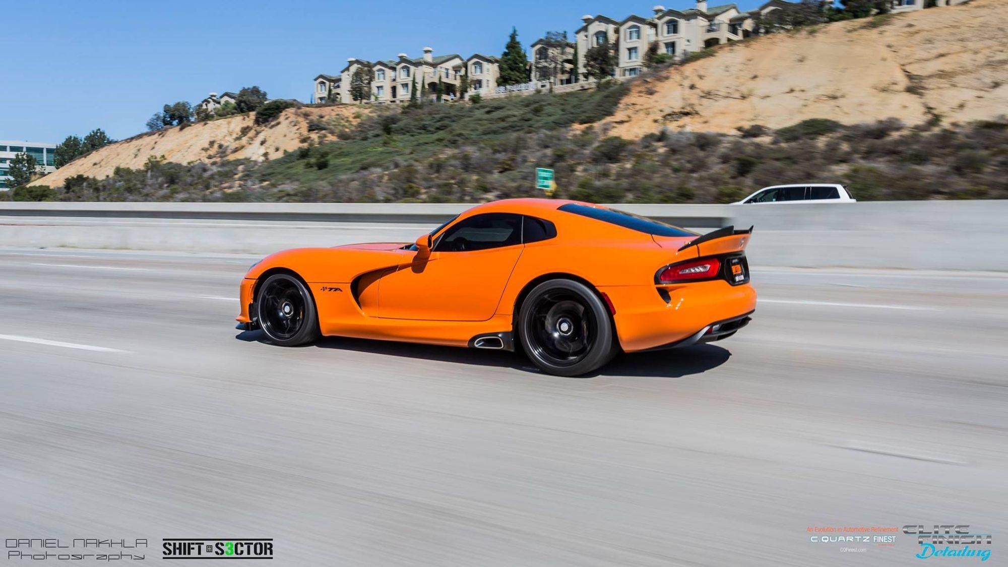 2014 Dodge Viper   2014 Dodge Viper TA