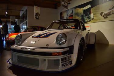 Porsche Long Nose