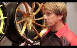 Video: Forgeline Debuts New Carbon+Forged Wheels at the 2016 SEMA Show