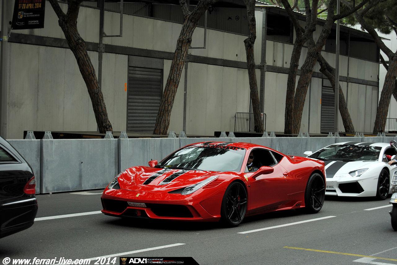 Ferrari 458 Italia | Ferrari 458 Speciale
