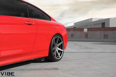 BMW 435i on Rohana wheels and stanced on H&R Springs - Fitment
