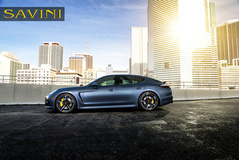 '12 Porsche Panamera by MC Customs
