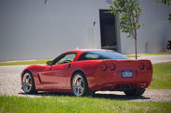 2006 Lingenfelter Commemorative Edition C6 Corvette