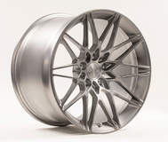 Forgeline MT1 in Matte Transparent Smoke