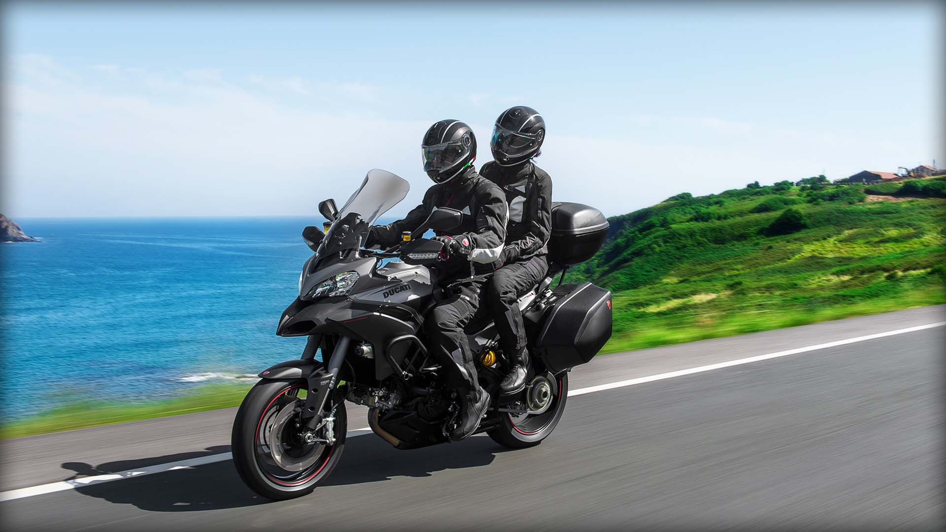 2014 Ducati MULTISTRADA 1200S TOURING | Ducati Multistrada 1200 S Granturismo