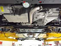 2015 Focus ST by FSWerks - Undercarriage