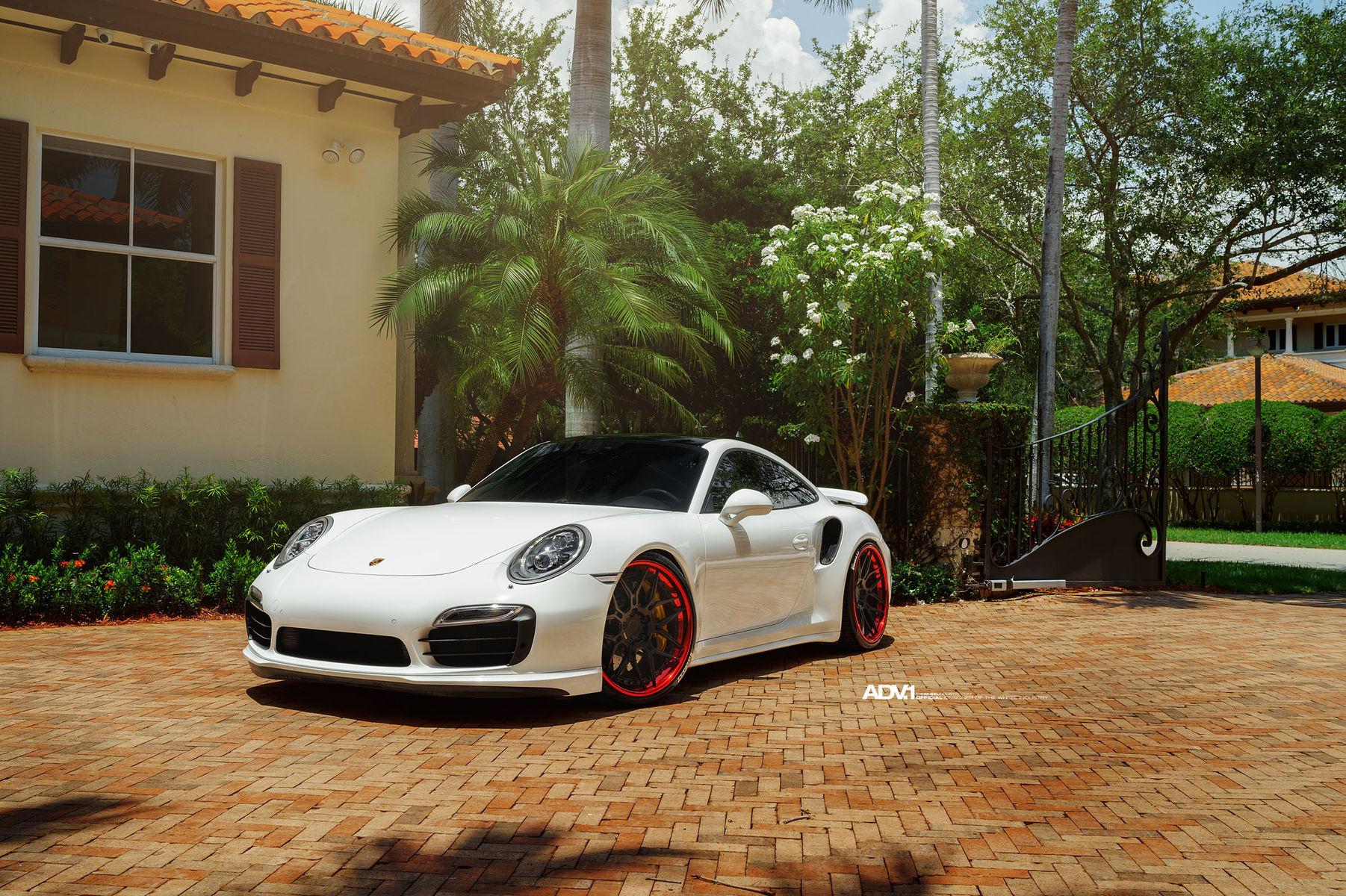 2015 Porsche 911 | Porsche 991 Turbo S