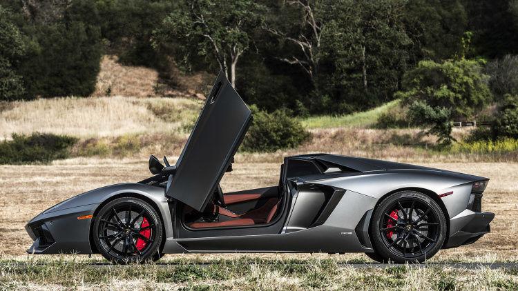 2015 Lamborghini Aventador   2015 Lamborghini Aventador LP 700-4