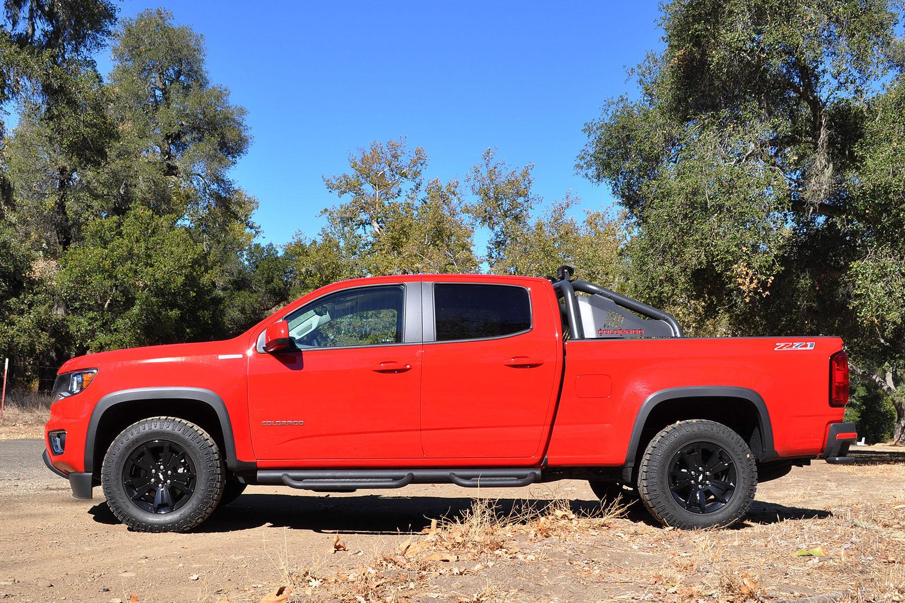 2016 Chevrolet Colorado | 2016 Chevrolet Colorado Diesel