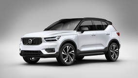 Volvo XC40 - A Crossover at the crossroads of style and substance