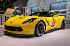 Ron Fellows Performance Driving School Level 2 C7 Corvette Stingray Z51 on Forgeline GA3R Wheels